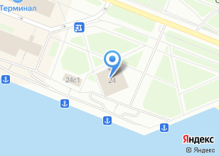 Компания «Прага» на карте