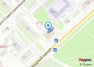 Компания «Цветы ОПТОМ» на карте