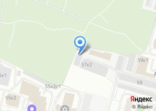 Компания «Северная Роза» на карте