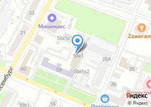 Компания «Первая диспетчерская служба» на карте