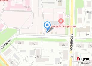 Компания «Автотехтранс» на карте