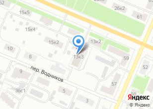 Компания «Большой ремонт» на карте