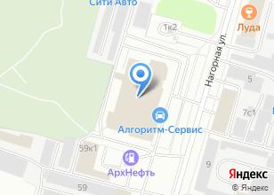 Компания «Монолит-Архангельск - Текстильная компания» на карте