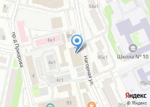 Компания «ВетЗооРай» на карте