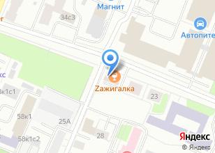 Компания «Товары из Лапландии» на карте