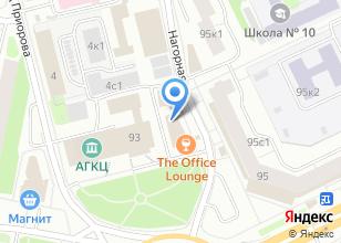 Компания «Магия цветов» на карте