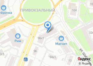 Компания «КосмоЗоо» на карте