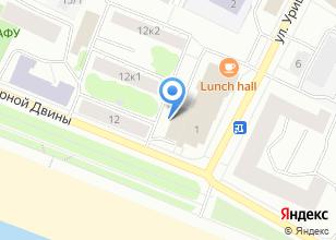 Компания «СКАДА» на карте