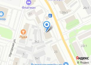 Компания «Строящееся административное здание по ул. Тимме» на карте