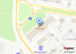 Компания «Услада торговая компания» на карте