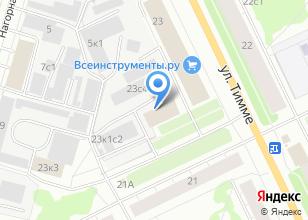 Компания «Архангельский трест инженерно-строительных изысканий» на карте