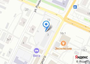 Компания «Текстильторг» на карте