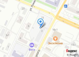 Компания «Сеть магазинов садово-хозяйственных товаров» на карте