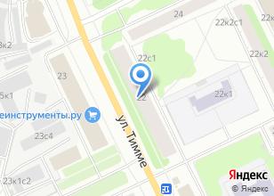 Компания «Ярмарка путешествий» на карте