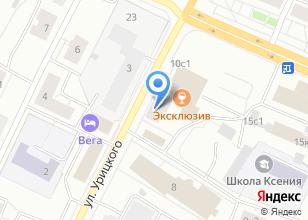 Компания «М-8» на карте