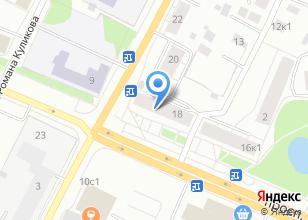 Компания «Магазин книг и канцелярских товаров на проспекте Ломоносова» на карте
