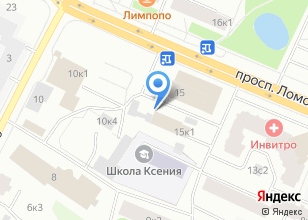Компания «Окна Vikon» на карте