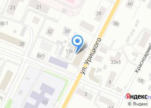 Компания «Формат» на карте