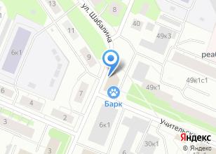 Компания «Vasilisa crafts» на карте