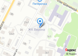 Компания «Строящийся жилой дом по ул. Красноармейская» на карте