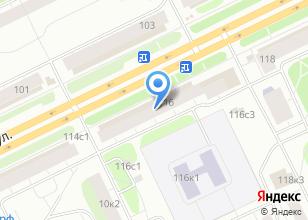 Компания «Русский Букет - Служба доставки цветов» на карте