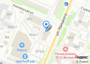 Компания «Аквастайл» на карте