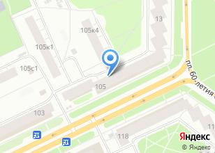 Компания «СВ тур» на карте