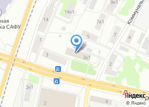 Компания «Сантехпромстрой» на карте