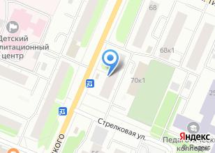 Компания «Магазин постельных принадлежностей на ул. Урицкого» на карте