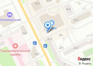 Компания «Плюс-минус» на карте