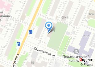 Компания «Плесецкое дорожное управление» на карте