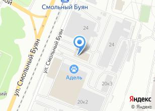 Компания «AVTOVO motors» на карте