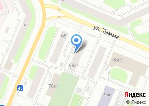 Компания «Архремстрой-Север-1» на карте