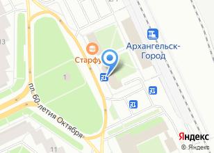 Компания «Дорожный» на карте