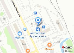 Компания «Инструмент 29.ру» на карте