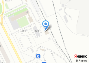 Компания «Желдорсервис» на карте