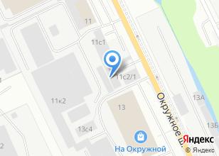 Компания «Евробытсервис» на карте