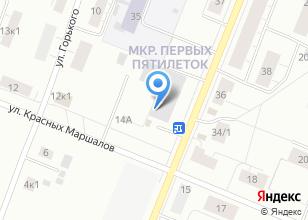 Компания «Строймаг» на карте
