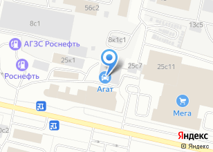 Компания «Усадьба» на карте