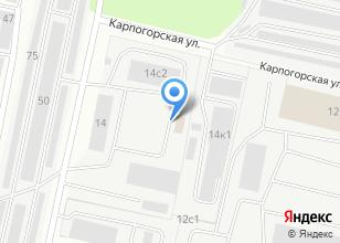 Компания «Ремонтно-механическая мастерская на Павла Усова» на карте