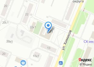 Компания «Simка» на карте