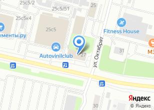 Компания «Пчёлка» на карте
