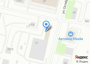 Компания «Элпром» на карте