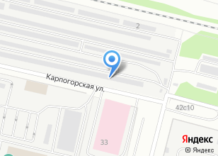 Компания «Ломоносовский 3» на карте