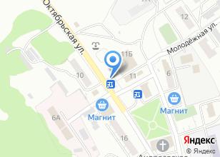 Компания «Мой район» на карте