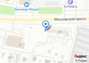 Компания «Жилой комплеск На Московском» на карте