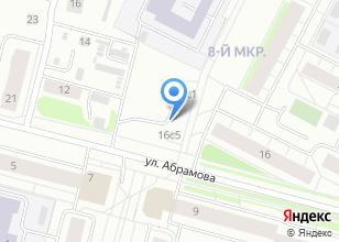 Компания «Торгинвентарь» на карте