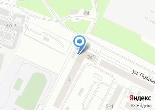 Компания «Архстройсантехника» на карте
