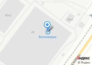 Компания «БМТ» на карте