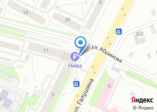 Компания «Магазин радио- и электротоваров» на карте